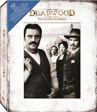 Deadwood Complete Series ~ Season 1-3 (1 2 & 3) ~ BRAND NEW 13-DISC BLU-RAY SET