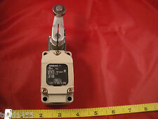 Omron WLGCA2-LD Limit Switch WLGCA2LD 10a 115vac 0.8a 115vdc Roller Lever Arm