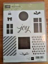 Stampin Up! Stempel Your Presents NEU RAR Stempelset Weihnachten -