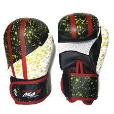 Boxing Gloves Senoir Punching Bag Mitts MMA Muay thai Training Sparring 12 oz