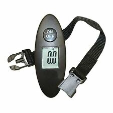 40kg Digital Luggage Scale Portable Electronic Weighing Hanging Travel Suitcase