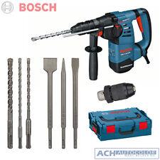 Bosch SDS-plus martillete de taladrar GBH 3-28 DFR + 3 Broca + 3 Cincel