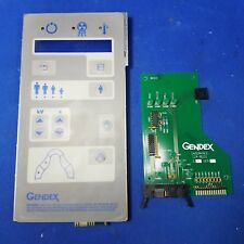 1998 Dental Gendex 9000 Xray X-ray Control Panel with Interface Circuit Board
