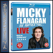 MICKY FLANAGAN - AN ANOTHER FING LIVE  *BRAND NEW BLU-RAY **