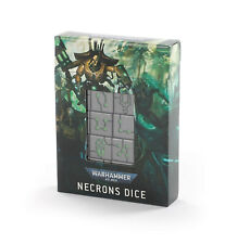 Necrons Dice Set | Warhammer 40000 | New sealed