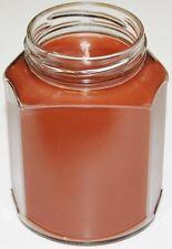 6 - 12 oz Oval Hex Jar Soy Candles (U Pick Fragrance & Color)