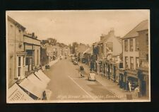 Somerset WELLINGTON High St Used 1939 PPC
