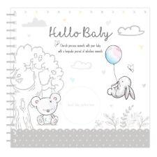 My Baby Record Keepsake Memory Book Journal Newborn Mementos Christening Gift