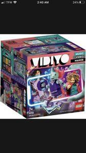 LEGO Unicorn DJ BeatBox VIDIYO (43106) Factory Sealed