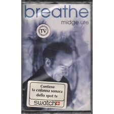 Midge Ure ‎‎MC7 Breathe / BMG - Arista ‎Sealed 0743213462943