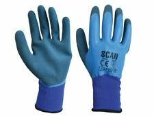 Scan - Waterproof Latex Gloves - Extra Extra Large (Size 11)