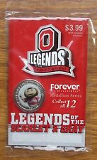 Ohio State Brutus Medallion Legends of the Scarlet and Gray