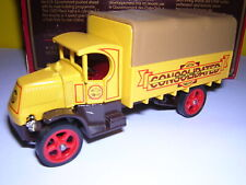 MATCHBOX MODELS OF YESTERYEAR - AC MACK - CONSOLIDATED
