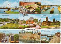 AK Ansichtskarte Duisburg