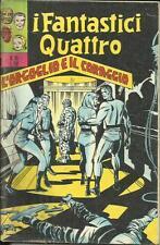 I FANTASTICI QUATTRO n° 85 (Corno, 1974)