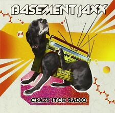 Basement Jaxx - Crazy Itch Radio (CD 2006) NEW/SEALED