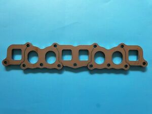 10mm Inlet and Exhaust Manifold Flange Set. Fits Datsun 1200 1400 A12 A4 H75