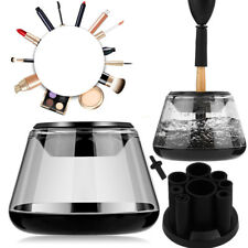 Electric Cosmetic Brush Cleaner Dryer Set Auto Cleaning Washing Tool HOT SALE