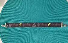 Harry Potter Ribbon Bookmark With Charms