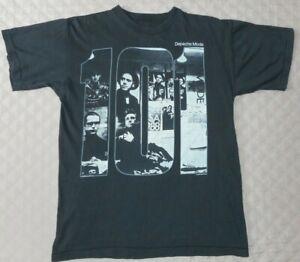 Depeche mode original t shirt 101 vintage ( taille M ) 1989 rare collector