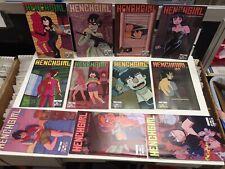 Henchgirl 1-11 Scout Comic Run Book Rare Optioned
