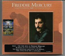 FREDDIE MERCURY SOLO - Limited 3 CD  - Mr.Bad Guy + Barcelona + Bonus CD