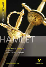 Hamlet: York Notes Advanced, Jeff Wood, Lynn Wood, Very Good Book