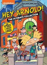 Hey Arnold The Ultimate Complete Collection R1 DVD BOXSET