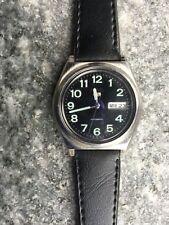 Orologio Automatico Seiko 5 Day Date  In Acciaio Da Revisionare