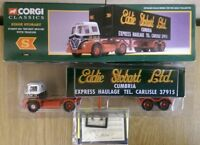 "Corgi Classics 13601 Eddie Stobart Foden S21 ""Mickey Mouse"" with Trailer"