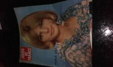 "RARE MAGAZINE PARIS MATCH   """" FRANCE GALL  """"   28 AOUT 1965"