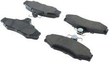 Disc Brake Pad Set Rear Centric 106.07240