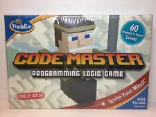 Code Master Board Game New Programming Logic Game Mine Craft