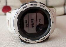 Garmin Instinct GPS Watch - Tundra lightly used