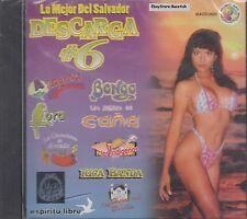 Algodon Rica Banda Bongo Lora Espiritu Libre  La Elite Descarga 6 CD NewSealed