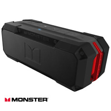 New Monster Adventurer Portable Bluetooth Premium Speaker, All Proof All Weather
