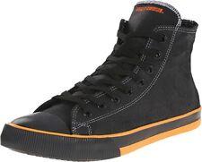 HARLEY-DAVIDSON FOOTWEAR Men's Nathan Vulcanized Sneaker chuck taylor