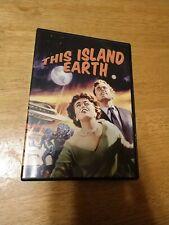 This Island Earth (DVD, 2006) RARE 1955 SCI FI HORROR MYSTERY