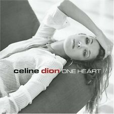 """CELINE DION """"ONE HEART"""" (CD 2003) SELLER'S COPY - PLAYED ONCE"""
