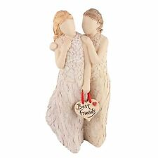 More Than Words Best Friends Figurine  NEW in Gift box - 25685