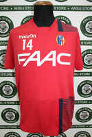 Maglia calcio BOLOGNA MATCH WORN shirt trikot maillot camiseta jersey