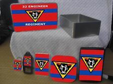 32ND ENGINEER REGIMENT GIFT SET