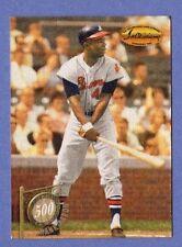 1994 Ted Williams Co. 500 Home Run Club HANK AARON insert   [NrMt-Mint]  QTY