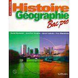 Magotteaux - HISTOIRE-GEOGRAPHIE EN BAC PRO (LIVRE DE - 1996 - Broché