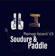 KIT Complet Remap Board Ps4 V2 fabriquer ca manette a palettetyp SCUF