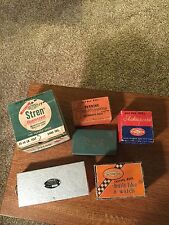 Vintage Fishing Equipment Shakespeare, Perrine, Strength With All Original Boxes