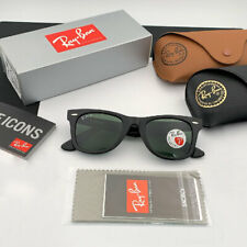 Ray-Ban Sunglasses RB2140 ORIGINAL WAYFARER CLASSIC 901/58 G-15 50mm POLARIZED
