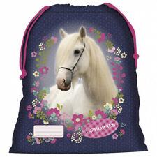 Sac de gym CHEVAL BLANC,sac de sport,sac à dos,sac piscine,horse backpack