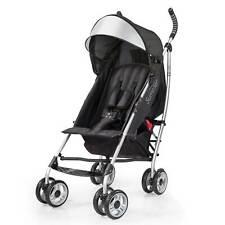 Summer Infant 3D Lite Convenience Compact Folding Stroller, Black (Open Box)