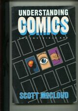 UNDERSTANDING COMICS: THE INVISIBLE ART BY SCOTT McCLOUD EISNER & HARVEY WINNER